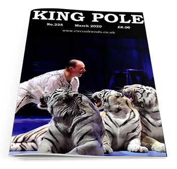 King Pole March 2020